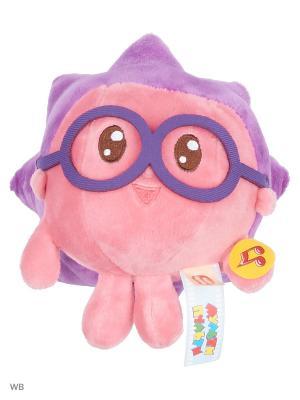 Мягкая игрушка  Малышарики Ежик. Мульти-пульти. Цвет: розовый, сиреневый
