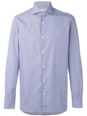 Полосатая рубашка  Borrelli EV08TS512611906005