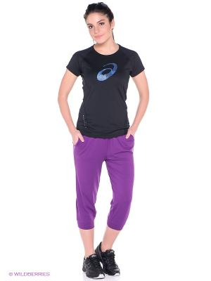 Капри STYLED CAPRI ASICS. Цвет: фиолетовый