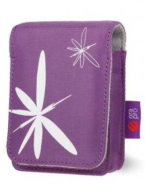 Era Pro Чехол для фотоаппарата EP-010934  9,5х6,5х3 см. Фиол. Цвет: фиолетовый