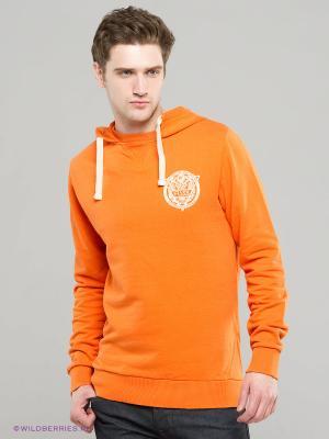 Свитшот Fly 53. Цвет: оранжевый