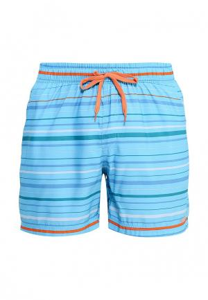 Шорты для плавания Ellesse. Цвет: голубой