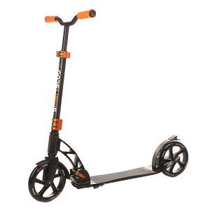 Самокат складной  Smartscoo+ 200mm Black/Orange Fun4U. Цвет: черный,оранжевый