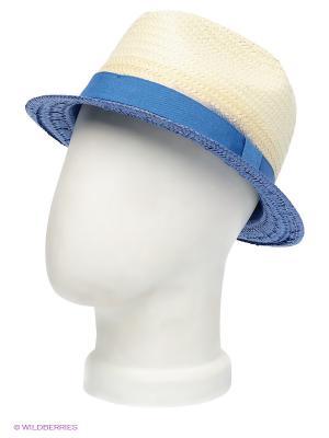 Шляпа Canoe. Цвет: синий, молочный