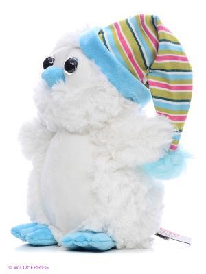 Игрушка мягкая Snowfall Gund. Цвет: белый, светло-голубой