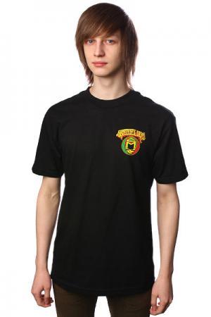 Футболка Sk8Mafia Skateful Dead. Цвет: черный
