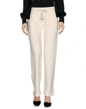 Повседневные брюки ALVIERO MARTINI 1a CLASSE EASYWEAR. Цвет: слоновая кость