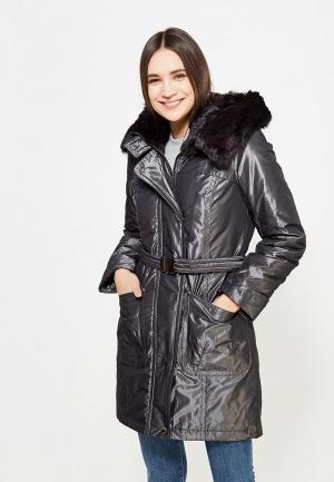 Куртка утепленная J-Splash. Цвет: серый