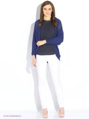 Кардиган Blue Seven. Цвет: темно-синий, темно-фиолетовый, темно-серый