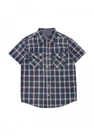 Рубашка Losan. Цвет: синий