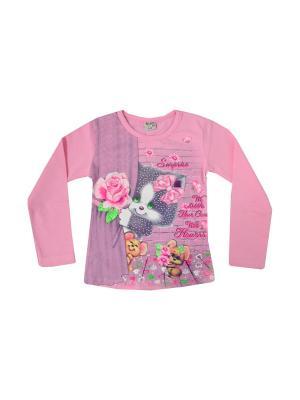 Джемпер NARMINI. Цвет: розовый