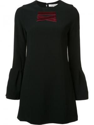 Платье Josephine Alexis. Цвет: чёрный