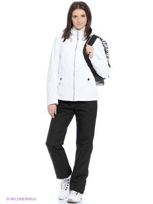Куртка LEA DIDRIKSONS. Цвет: белый