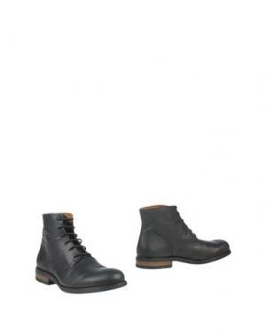 Полусапоги и высокие ботинки ROKIN. Цвет: черный