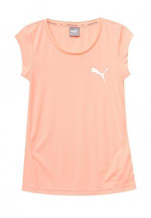 Футболка спортивная Puma. Цвет: розовый