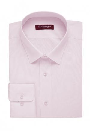 Рубашка Allan Neumann. Цвет: розовый