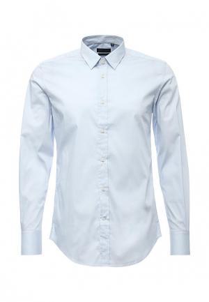 Рубашка Antony Morato. Цвет: голубой