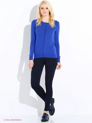 Джемпер United Colors of Benetton. Цвет: темно-синий, темно-фиолетовый