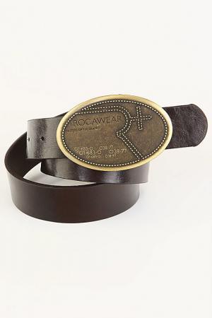 Ремень Rocawear. Цвет: коричневый