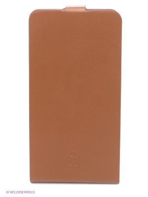 Чехол для iPhone 6+ WB. Цвет: коричневый