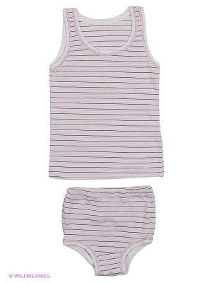 Комплекты одежды для малышей Русь симбирская. Цвет: фиолетовый