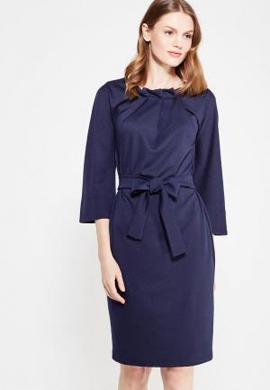 Платье Alina Assi. Цвет: синий