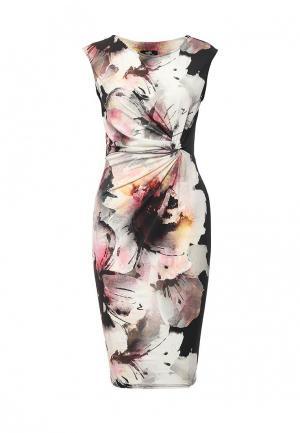 Платье Wallis. Цвет: разноцветный