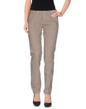 Повседневные брюки ALYSI. Цвет: серый