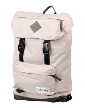 Рюкзаки и сумки на пояс EASTPAK. Цвет: бежевый