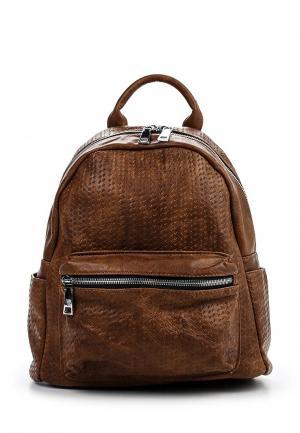 Рюкзак Chantal. Цвет: коричневый