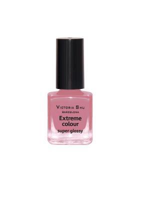 Лак для ногтей  Extreme Colour №250 Victoria Shu. Цвет: розовый