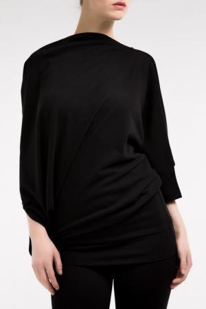 Блуза Alexandra Ritz. Цвет: черный