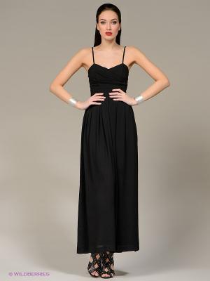 Платье Isabel de Pedro. Цвет: черный