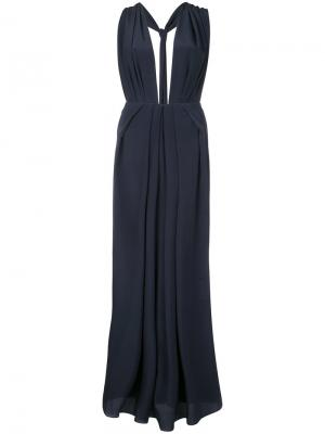 Платье CDC Ascendant Bianca Spender. Цвет: синий