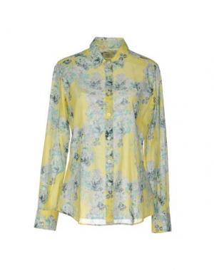 Pубашка COAST WEBER & AHAUS. Цвет: желтый