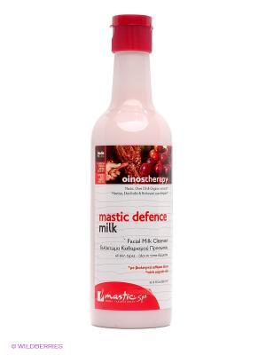 Молочко для лица очищающее Mastic defence milk Spa. Цвет: красный
