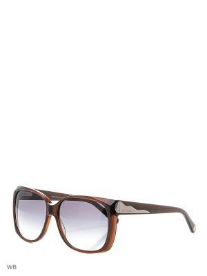 Солнцезащитные очки IS 11-176 07P Enni Marco. Цвет: коричневый
