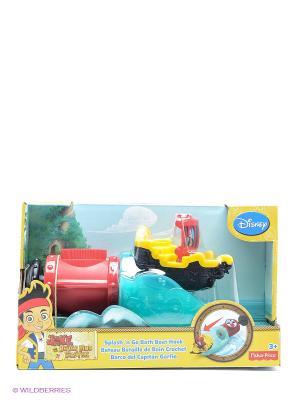Набор для игры в воде Веселые брызги Jake & the Neverland Pirates. Цвет: красный, желтый
