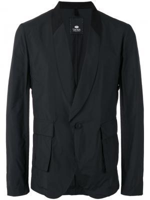 Shawl lapel blazer Tom Rebl. Цвет: чёрный