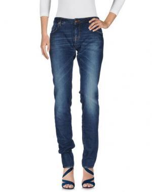 Джинсовые брюки ANTONY MORATO. Цвет: синий