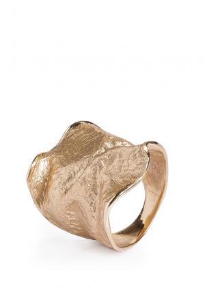 Кольцо 170414 Magie Preziose. Цвет: желтый