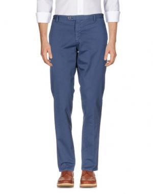 Повседневные брюки XAGON MAN. Цвет: грифельно-синий