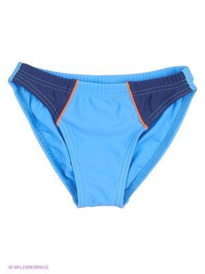 Плавки AlohaMare. Цвет: голубой