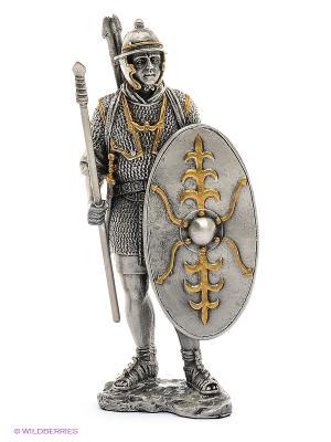Статуэтка Средневековый воин Veronese. Цвет: серебристый