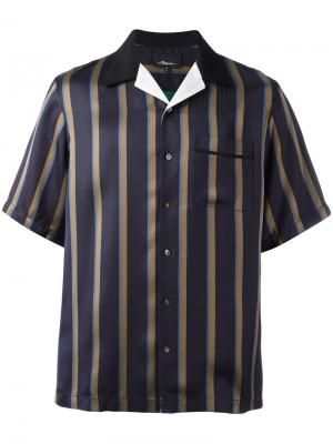 Полосатая рубашка 3.1 Phillip Lim. Цвет: многоцветный