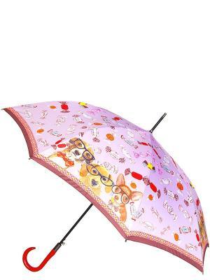 Зонт Eleganzza. Цвет: сиреневый