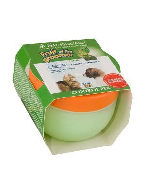 Восст маска д/любого вида шерсти Мята с витамином В6 0,25 л А1955 Iv San Bernard. Цвет: салатовый
