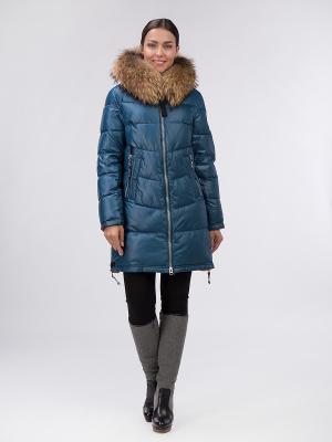 Пальто OSTRICH. Цвет: индиго