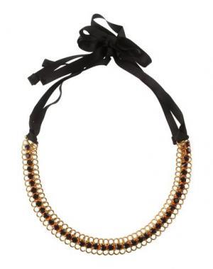Ожерелье NUR DONATELLA LUCCHI. Цвет: фиолетовый