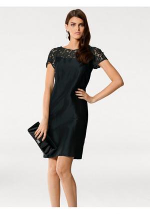 Платье PATRIZIA DINI by Heine. Цвет: черный
